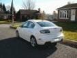 Bail pour Mazda Mazda3 2008 Blanc